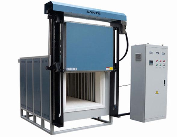 1400度工业热处理退火炉