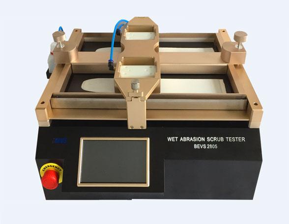耐洗刷试验仪