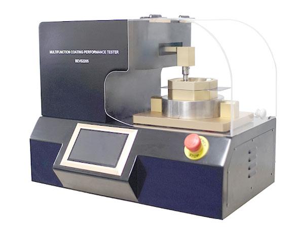 多功能参数涂层性能测试仪