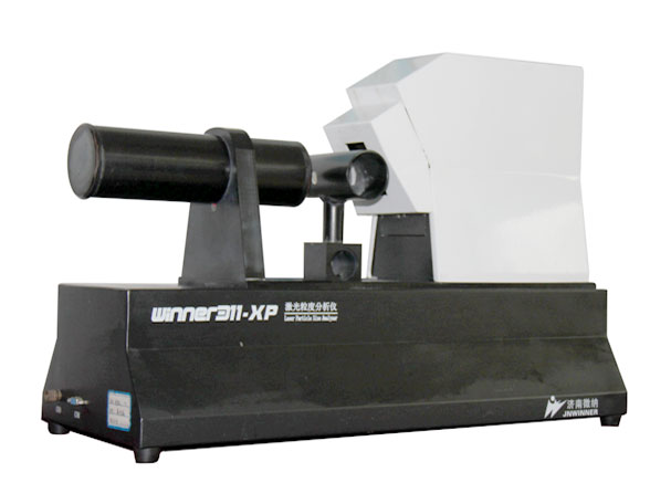 喷雾激光粒度分析仪