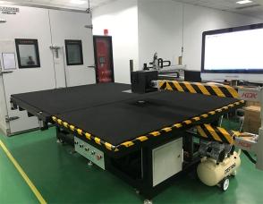 大型雾度透过率检测仪系统