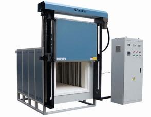 成都1400度工业热处理退火炉