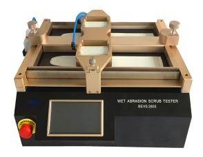 耐洗刷测定仪