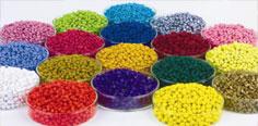 台式分光测色仪在塑料颗粒测色